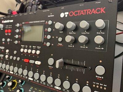 overlay for encoders - OT MK1