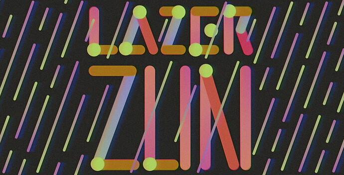 Lazer-Zun-elektronauts