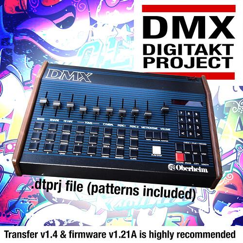 Dmx Digitakt