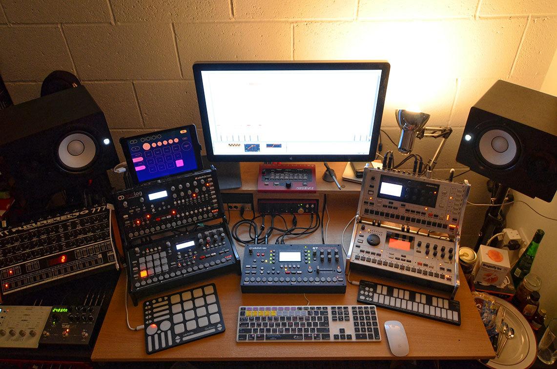 Your setups - Other Gear - Elektronauts