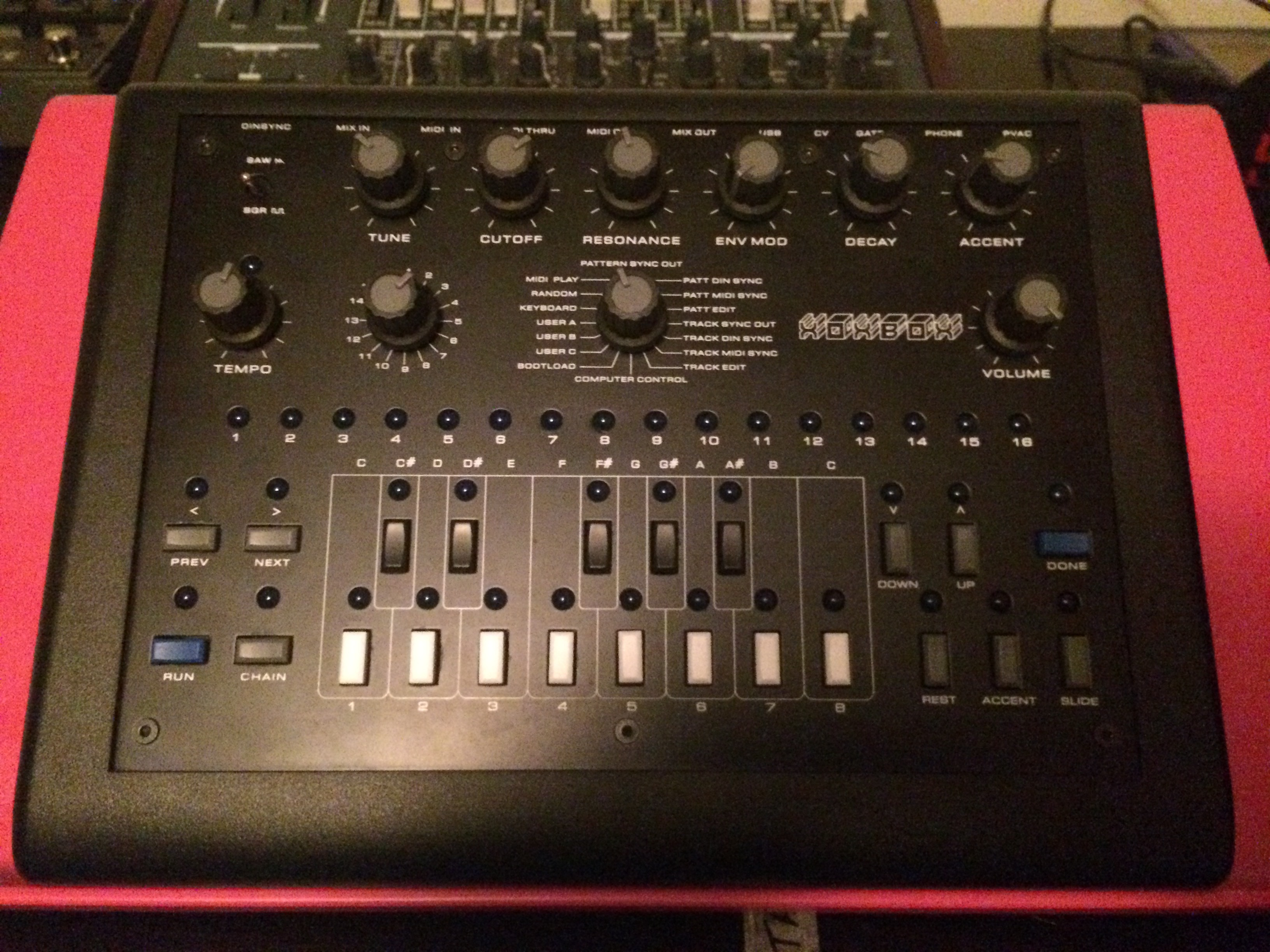 FS: Machinedrum MKII UW+ and x0xb0x with io expansion - Marketplace