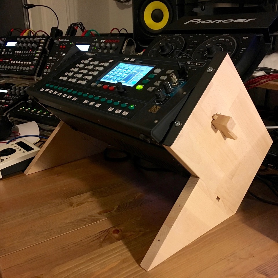 Finally, the perfect mixer? [Allen & Heath QuPac] - Other Gear ...