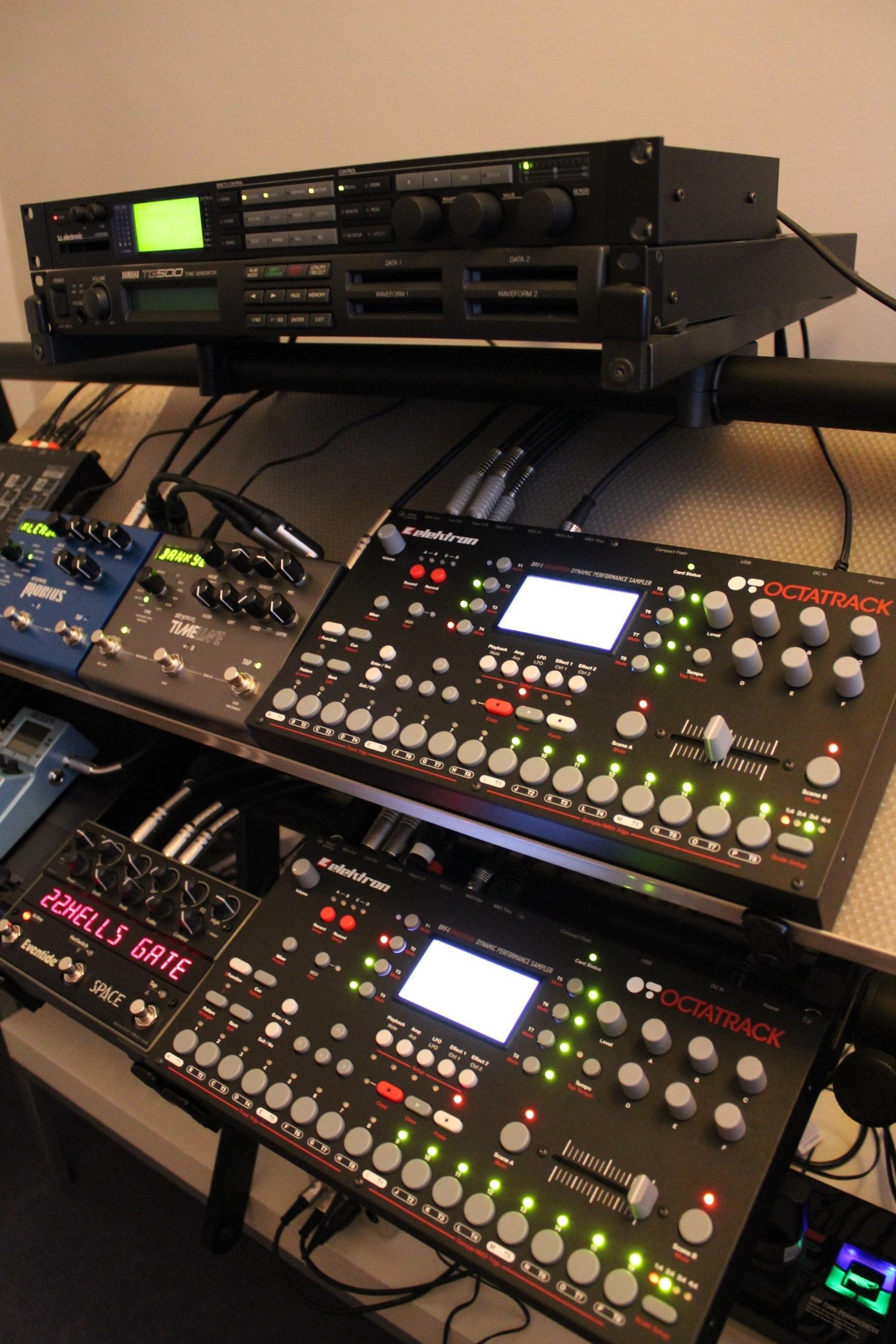 keyboard stands other gear elektronauts