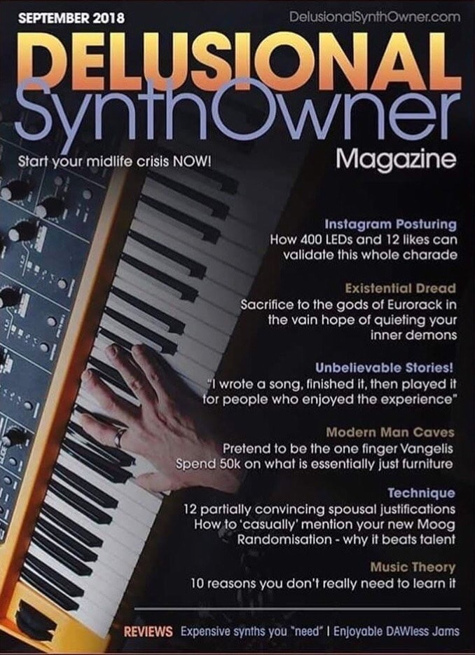 MUFF WIGGLER :: View topic - The Moog One