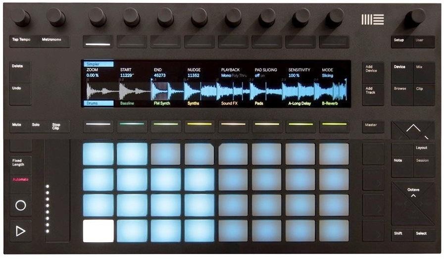 MPC Live & MPC X - Other Gear - Elektronauts