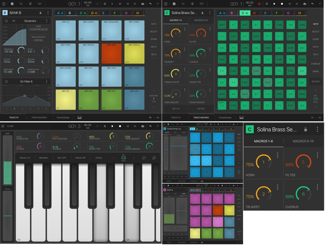Beatmaker 3 app for iPad - Other Gear - Elektronauts