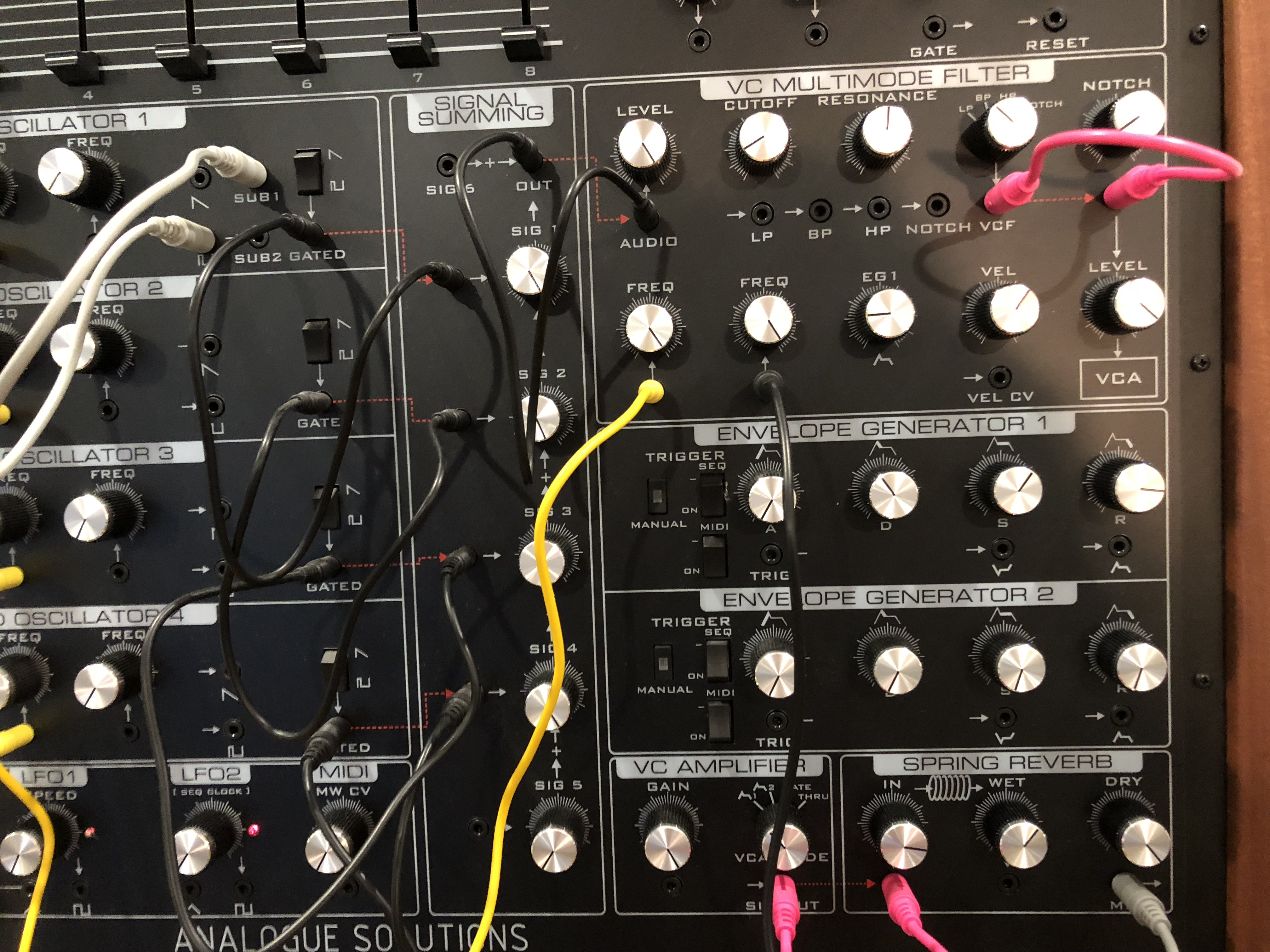 Sounds From The Shed Sequencer Workflow Demo Start To How Wire A For Electricity Wiring Img 10014032x3024 272 Mb