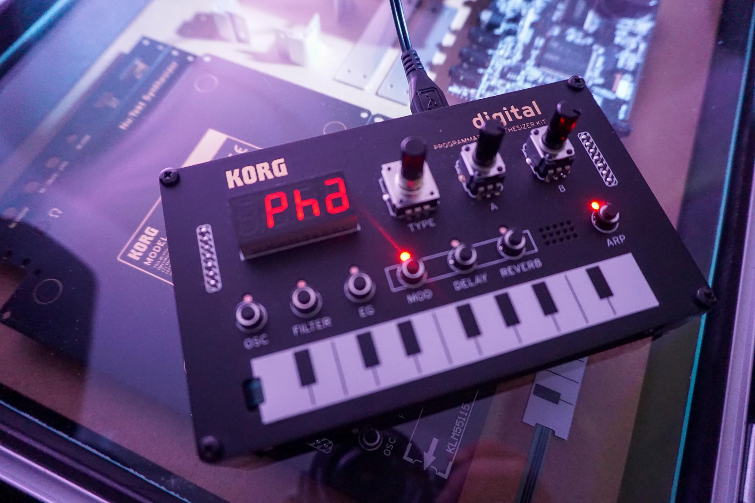 Korg Nu:Tekt DIY Synth kit - Other Gear - Elektronauts