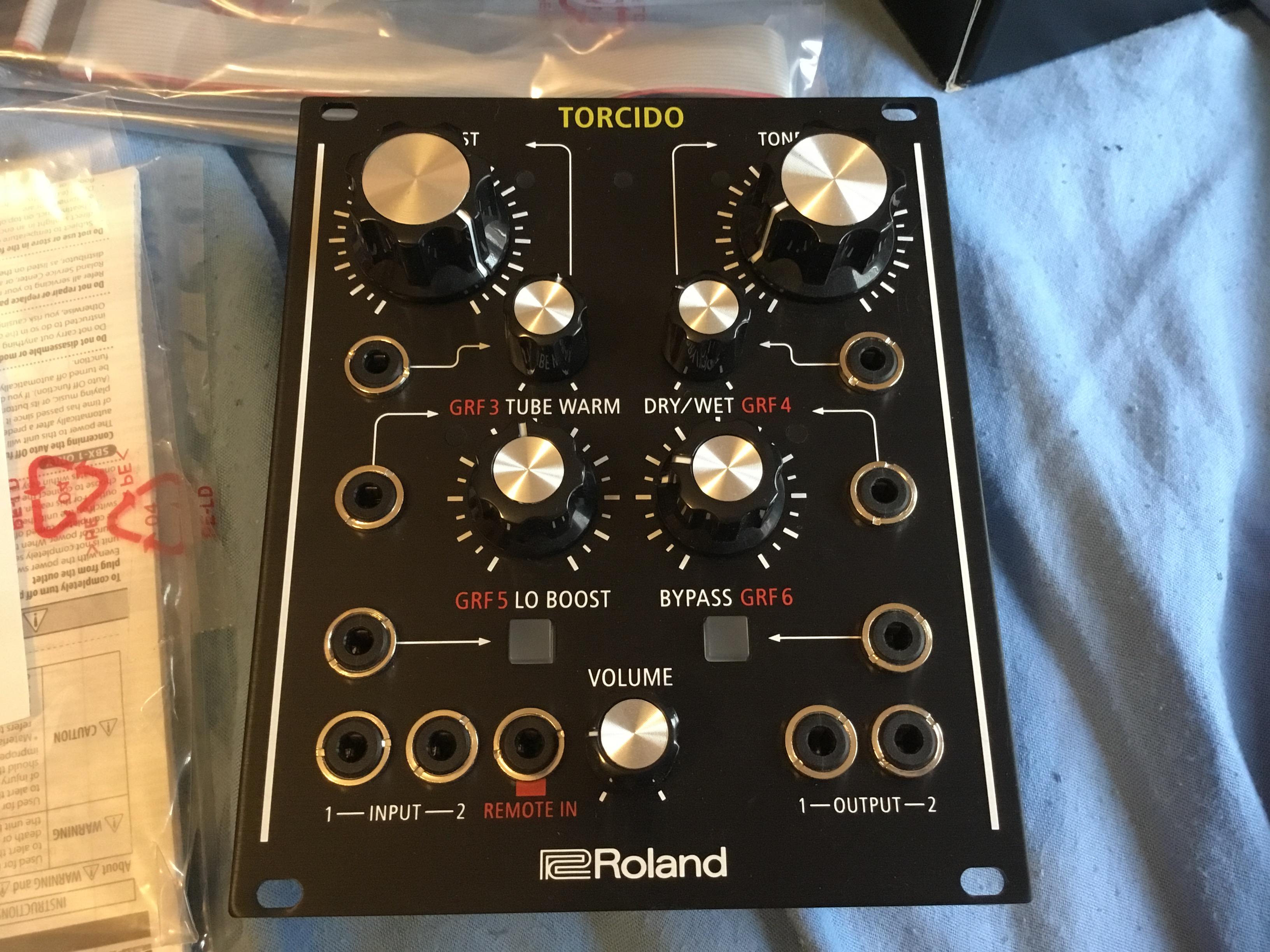 Fs uk : Roland torcido fx - Marketplace - Sell - Elektronauts