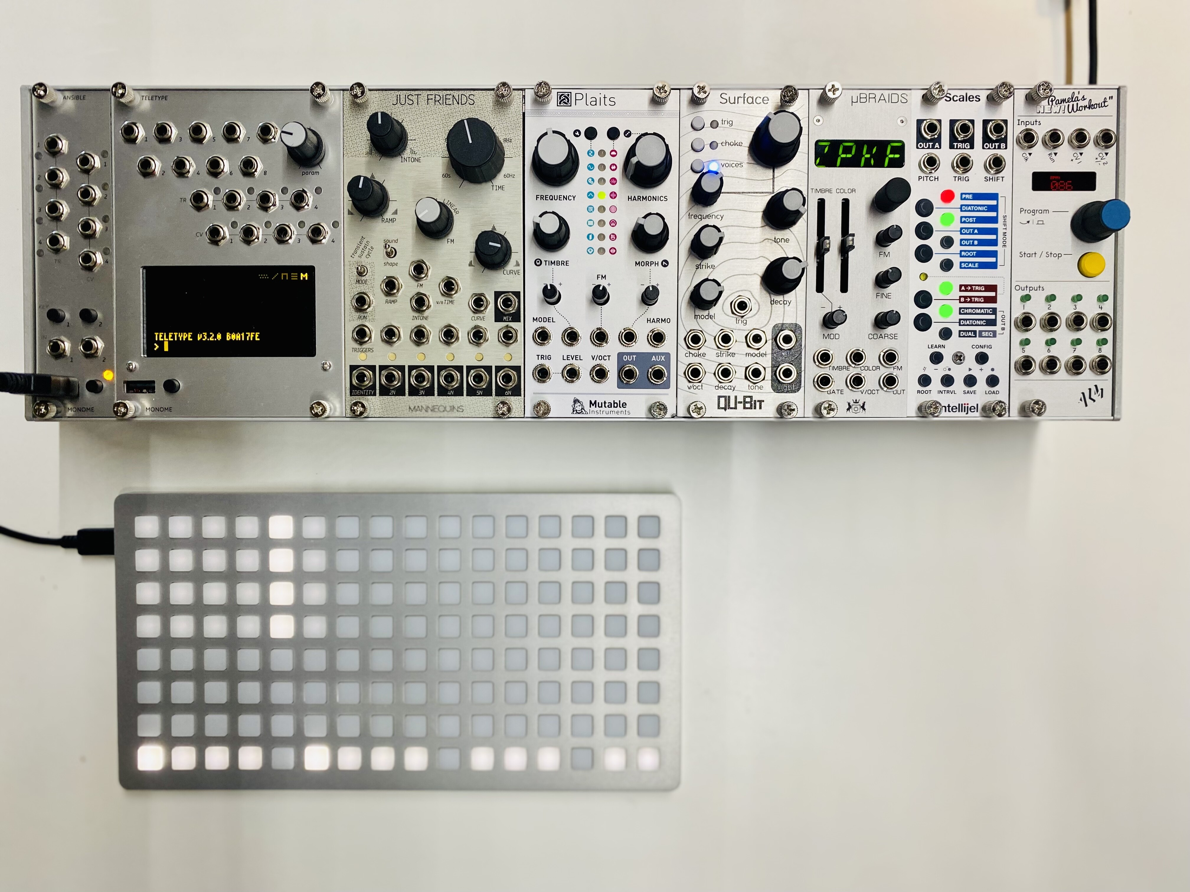 Sell Everything, Go Modular   20 by tallrobphilp   Other Gear ...