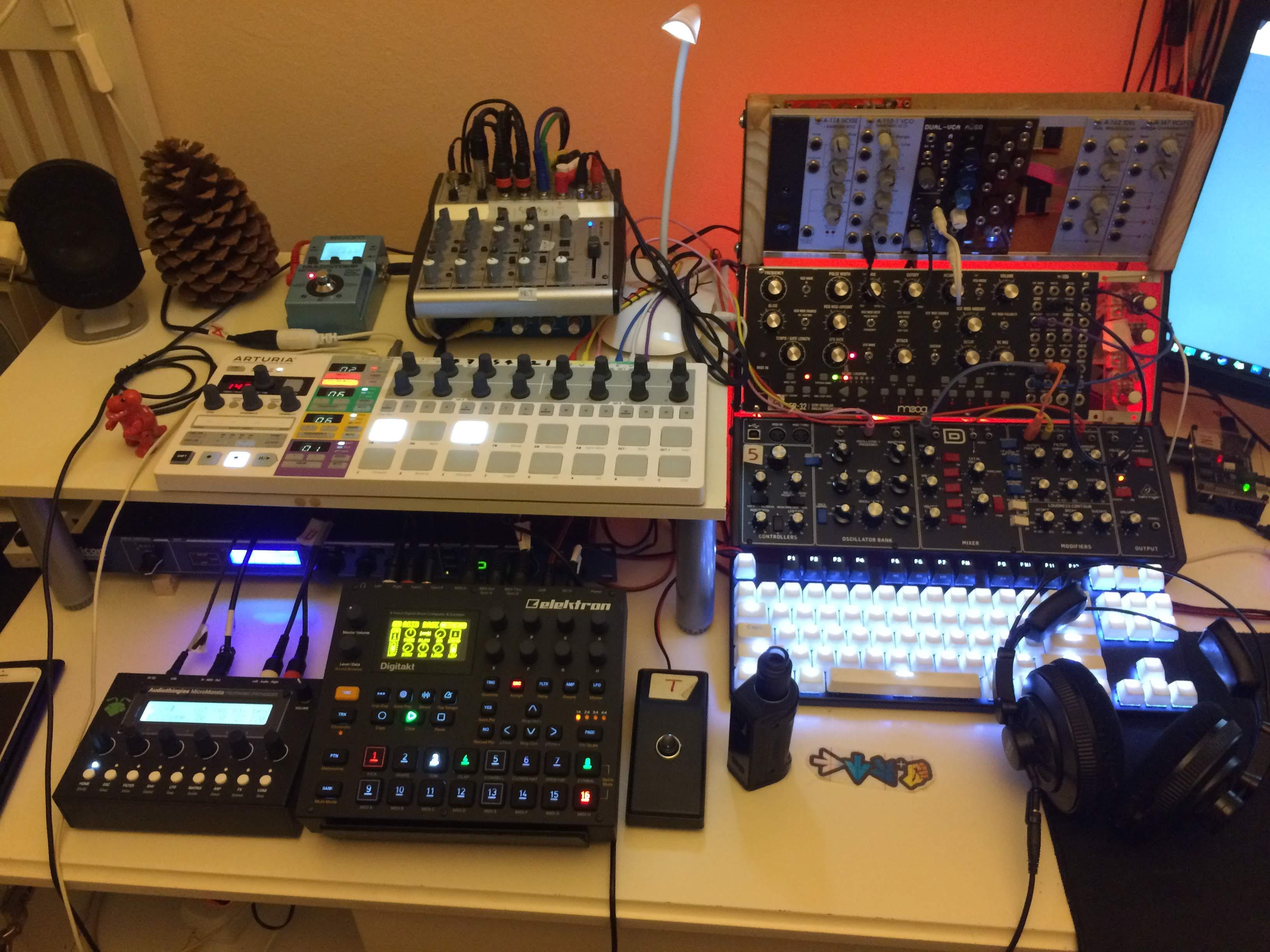 Your digitakt setup - Digitakt - Elektronauts